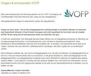 Consumentenbond Geldgids 20141010 KapitaalMeester